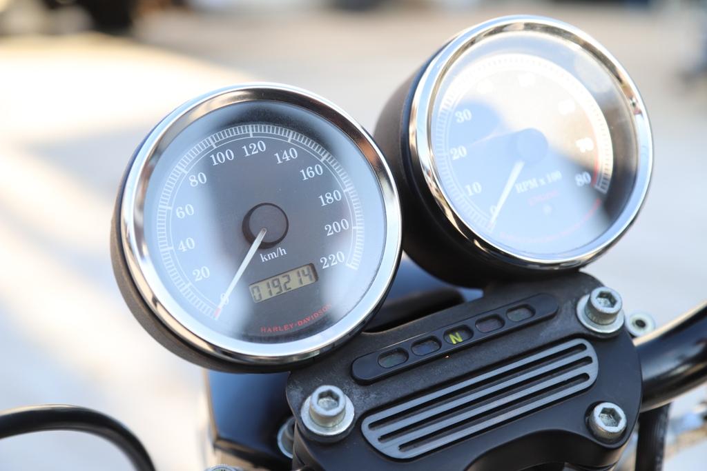 XL1200S スポーツスター